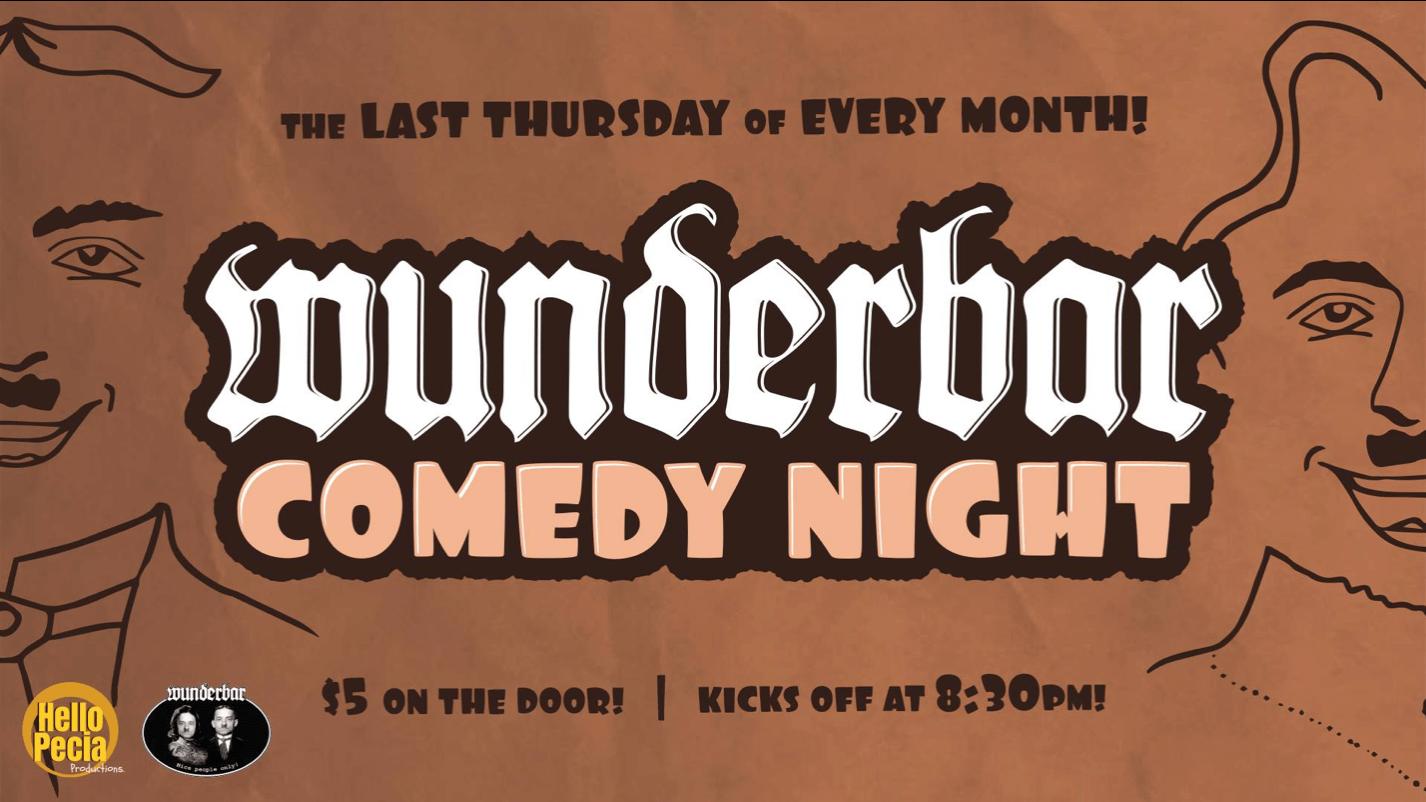 Wunderbar Comedy Night Portrait LR